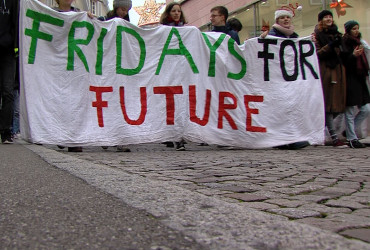 Fridays for Future Aktion